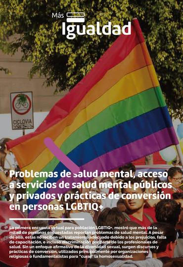Diptico Salud Mental - Más Igualdad Perú