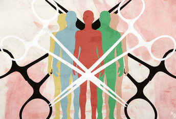 Ni hombre ni mujer: El sexo es un espectro