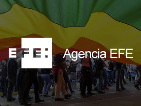 """La campaña """"Sí, acepto"""" de Costa Rica llega a Perú como una """"ola de igualdad"""""""