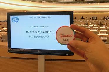PIN - ONU - Más Igualdad Perú - ONG derechos LGBTI
