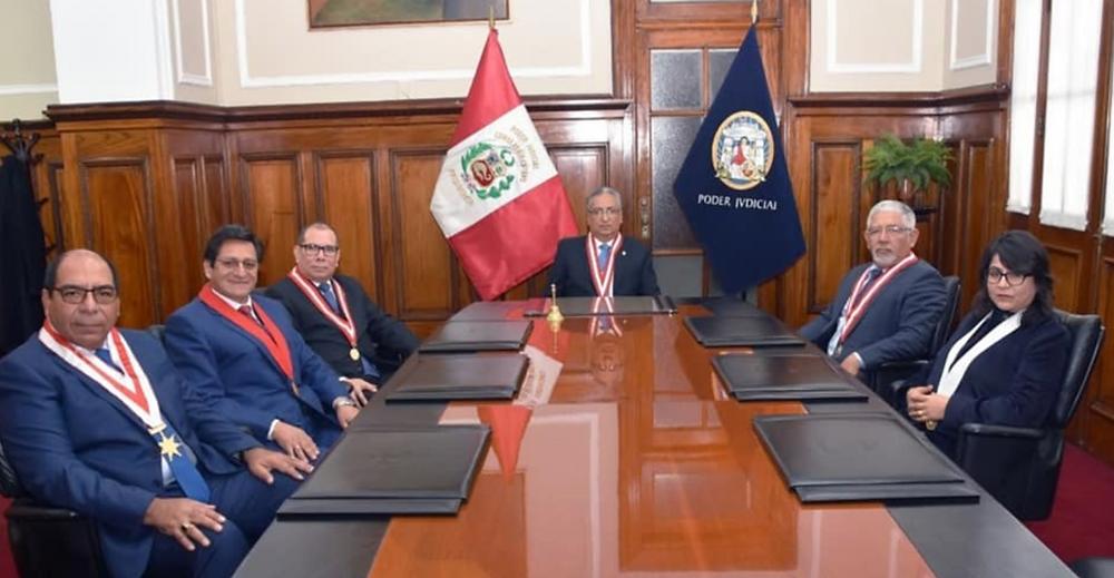 Más Igualdad Perú - ONG derechos - LGBTI - Poder Judicial niega acceso a la justicia sin discriminación