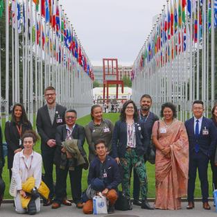 Más Igualdad en la ONU