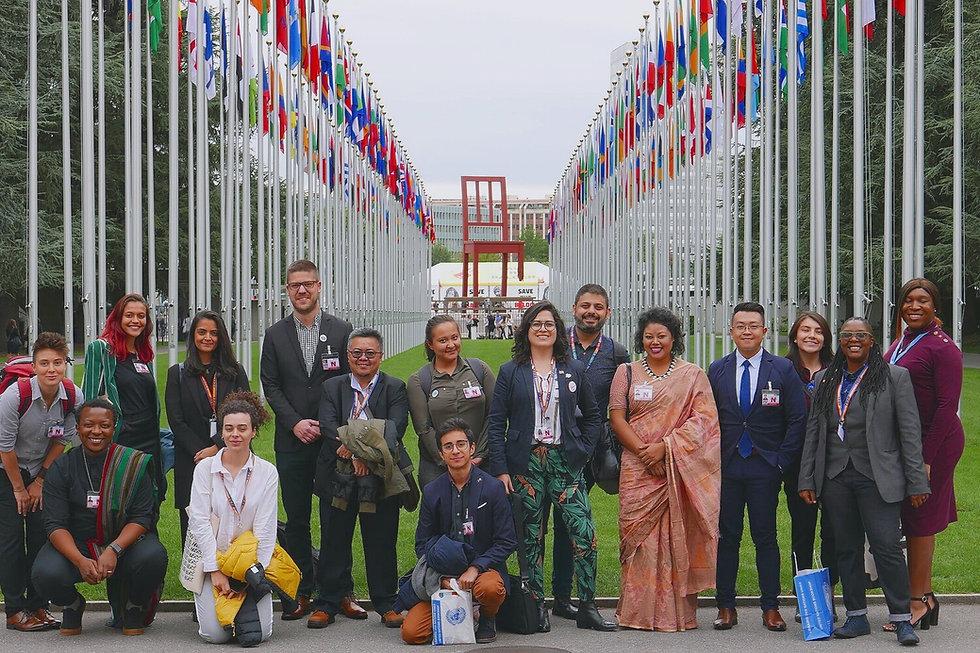 ONU - Naciones Unidas - Arcoiris - Más Igualdad Perú - ONG derechos - LGBTI