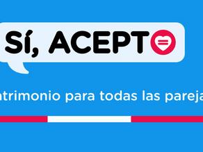 Lanzamiento de la Campaña Sí Acepto Perú