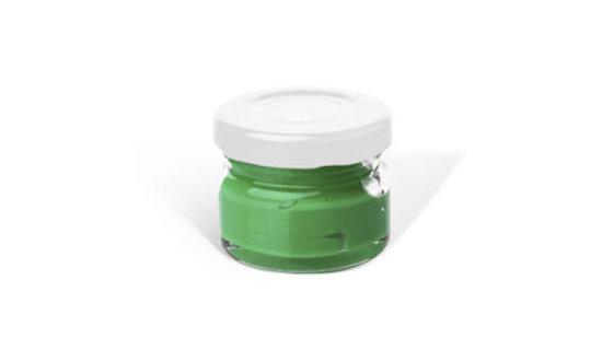 Паста пигментная для эпоксидной смолы Artline (10 г), Морская зеленая