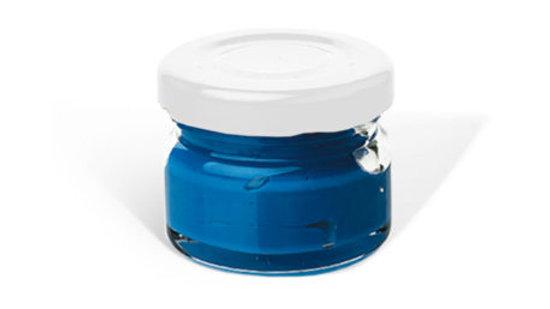 Паста пигментная для эпоксидной смолы Artline Pigment Paste (10 г) - голубая