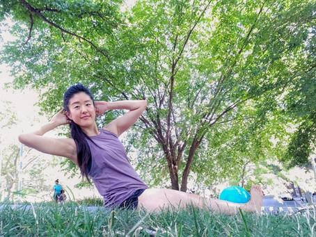 Park Pilates Privates with NeXa