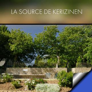 Découvrez l'historique de la source de Kerizinen