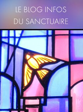Le blog infos du sanctuaire