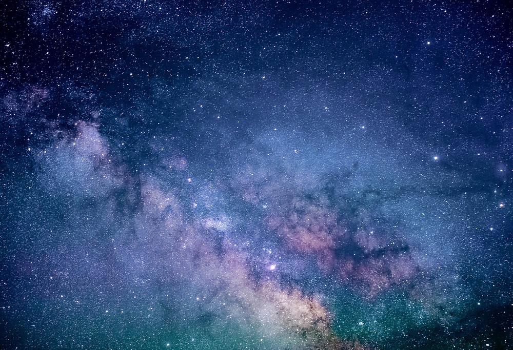 In ruimte zijn