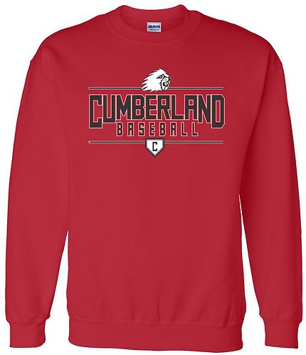 Cumberland Baseball Crewneck