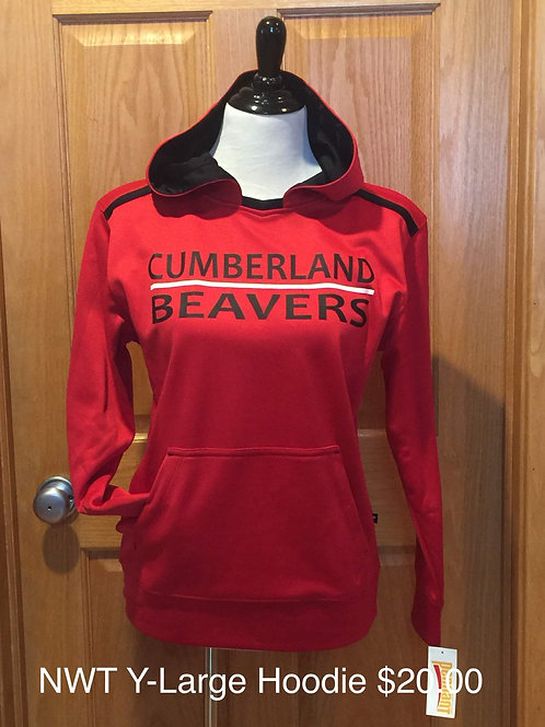 Cumberland Beavers Hoodie Youth
