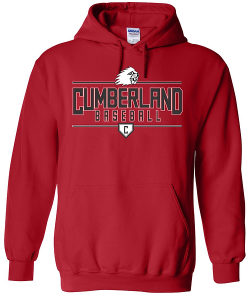 Cumberland Baseball Hoodie