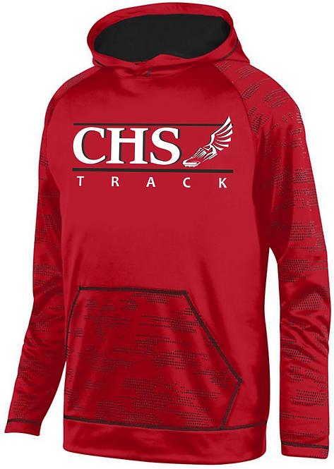 CHS Track Sleet Hoodie