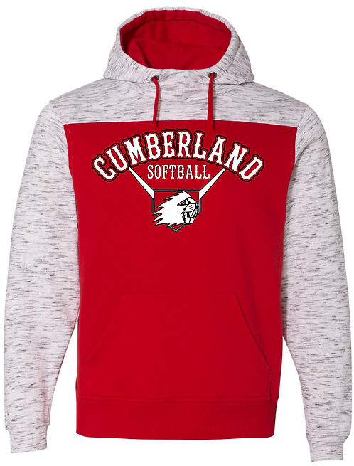 CHS Softball CB Hooded Sweatshirt