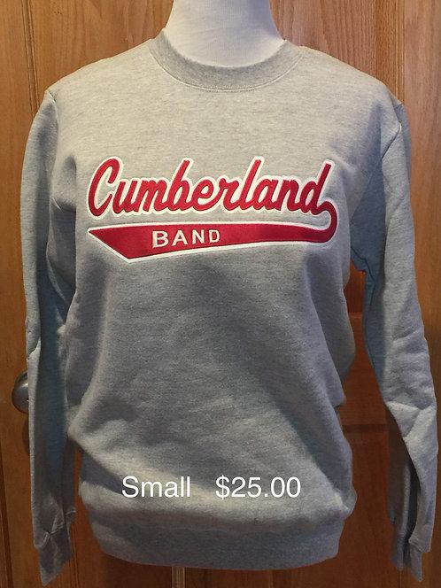 Cumberland Band Sweatshirt