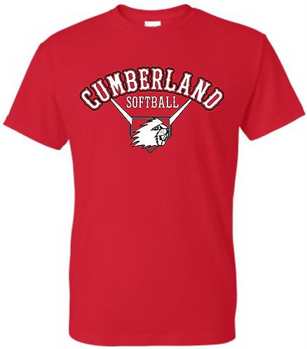 CHS Softball Short Sleeve T-Shirt