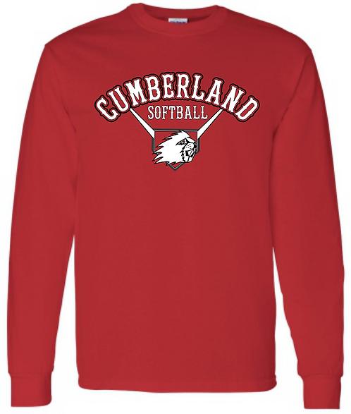 CHS Softball Long Sleeve T-Shirt