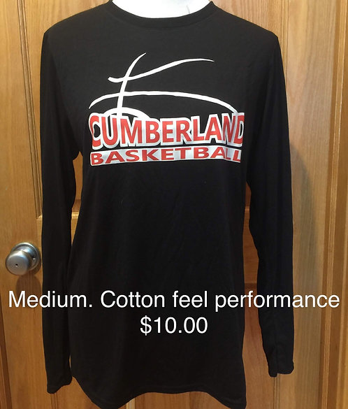 Cumberland Basketball LS T