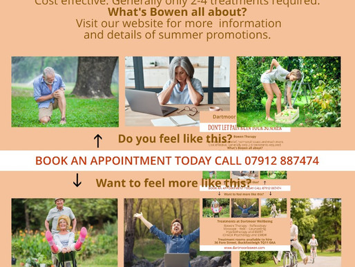 £10.00 off your first treatment