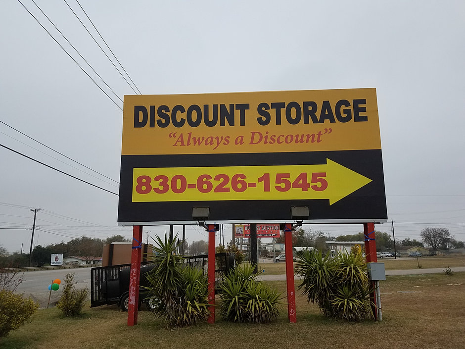 Discount Storage New Braunfels Storage Units Rv Amp Boat