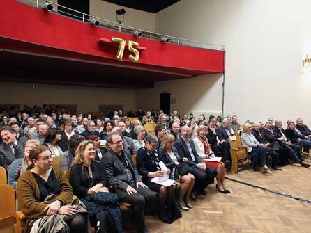 Theaterzaal Atheneum na vijf jaar opnieuw open