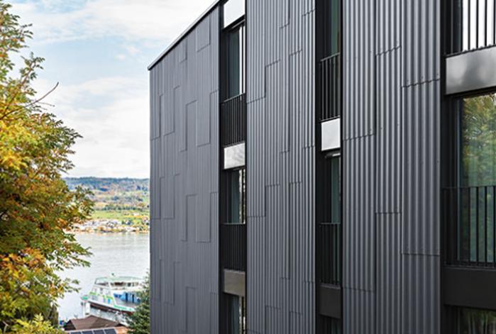 Swisspearl Corrugated Fiber Cement