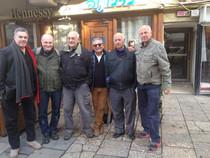 ג'אד נאמן, דן וולמן, שוקי פרידמן, יגאל בורשטיין, רם לוי, עמוס גיתאי - יום הולדת 60