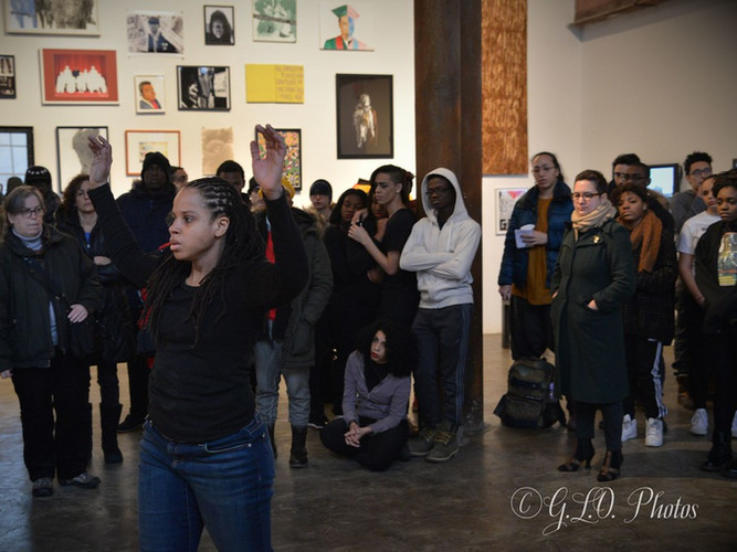 RESPOND: Moving Spirits to Enlightenment at Smack Mellon Gallery