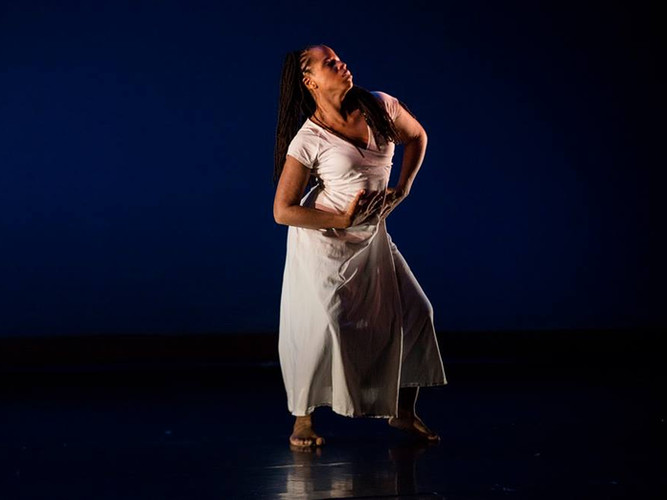 Dance Caribbean COLLECTIVE's New Traditions Showcase 2016