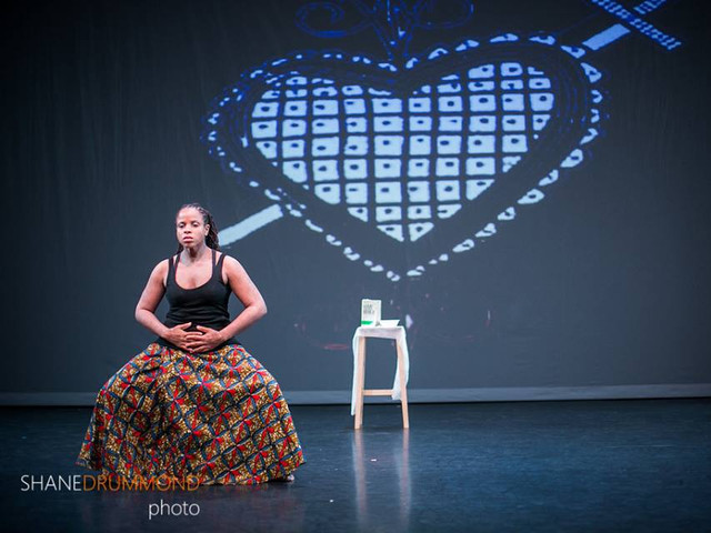 Dance Caribbean COLLECTIVE's New Traditions Showcase 2017