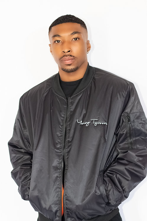 Young Tycoons Bomber Jacket