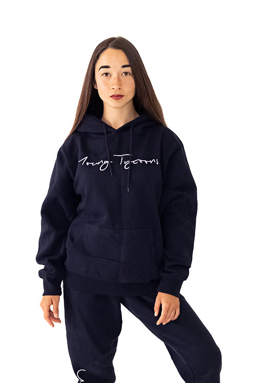 Young Tycoons Navy Blue Jogger