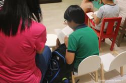 Book Talk English Learning Ct. HK