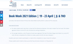 FIS HK Book Week 2021, 📸 Courtesy of French International School Hong Kong ©