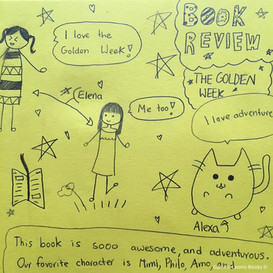 Book Reviews for 'The Golden Week'