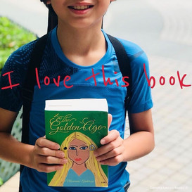 12-year-old Fan of 'The Golden Age', sent by the Reader's mother
