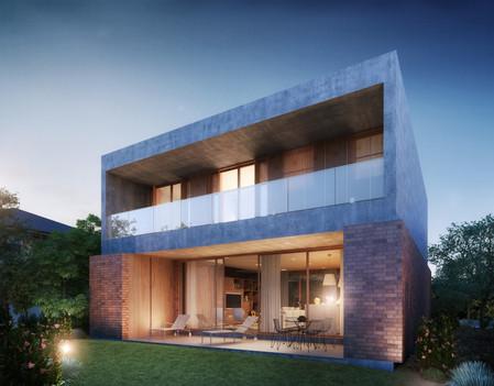 Blue - Casa