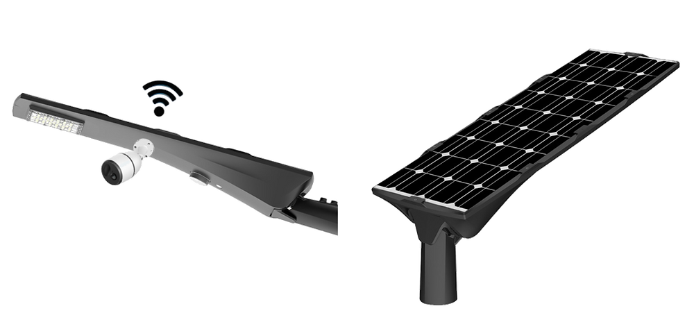 EnGoPlanet Solar Street Light