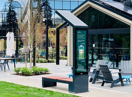 5 features that make Solar Bench smart solution for parks