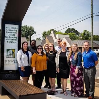 Smart Solar Bench: USA
