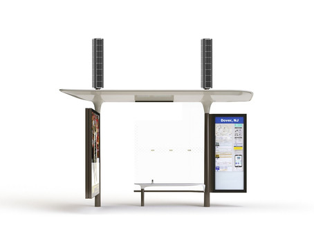 Transforming Bus Stops with Solar energy and Smart features