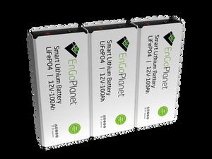 lifepo4 battery solar
