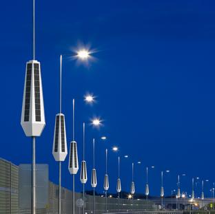 Smart Solar Street Light: Greece