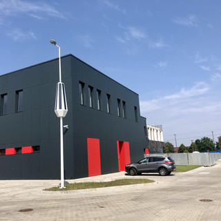 Smart Solar Street light: Poland