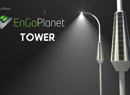 Africa and Solar powered Street lights