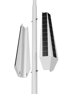 solar powered street light retrofit kit