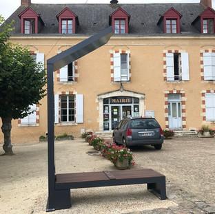 Smart Solar Bench: France