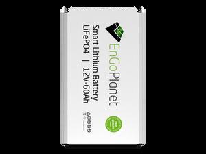 smart solar battery lithium lifepo4