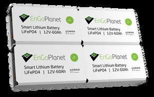 smart battery for solar energy storage